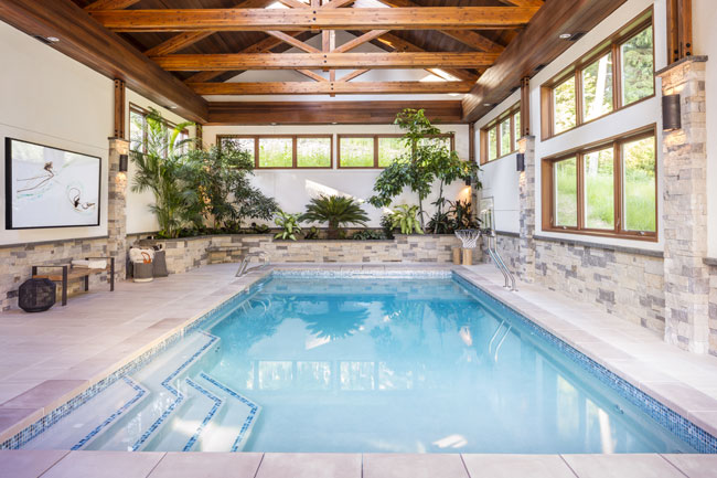 Indoor Pool Renton Washington