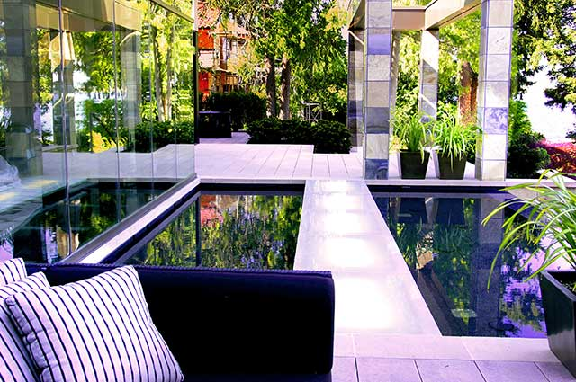The Small Backyard: Designing Your Pool to Fit Limited Space
